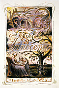 William Blake Art - Blake: Songs Of Innocence by Granger
