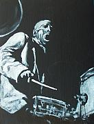 Drummer Art - Blakey by Pete Maier