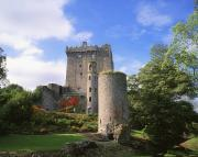 Historical Landmark Prints - Blarney Castle, Co Cork, Ireland Print by The Irish Image Collection