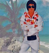 Elvis Impersonators Photos - Blast From The Past by Randy Rosenberger