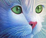 Feline Art - Blessed by Brian  Commerford