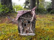 House Sculpture Metal Prints - Blessed Home Metal Print by ANGELine CROWder