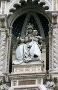 Religious Prints Photos - Blessings in Firenze by Paula Hammond