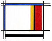 Photographer Drawings Originals - Blocks by Scott Shaver