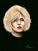 Bruce Lennon Paintings - Blondie by Bruce Lennon