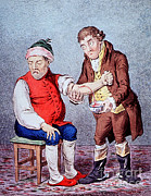 Bloodletting-1804 Print by Science Source