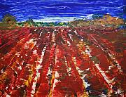 Julie Lueders Artwork Originals - Bloody pesticides by Julie Lueders