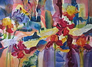 Semi Abstract Originals - Blossom by Deborah Ronglien