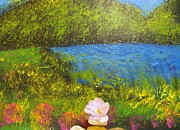 Judy Via-Wolff - Blossom Lake