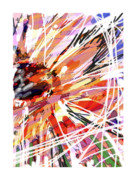 Creative Mixed Media Originals - Blossominator by Zbigniew Rusin