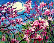 Blossoming Originals - Blossoms by Brian Simons