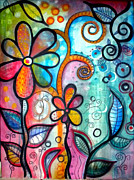 Vines Originals - Blossoms by Robin Mead