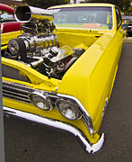 Big Block Chevy Photos - Blown 67 Chevelle by Greg Swift