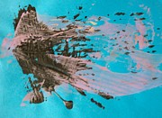 Flying Things Posters - Blown Away Poster by Bruce Combs - REACH BEYOND