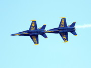 Jet Prints - Blue Angels Tailgating Print by Wingsdomain Art and Photography