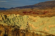 Blue Basin Overlook Prints - Blue Basin Landscape Print by Adam Jewell