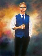Blue Boy 2012 Print by Joni McPherson