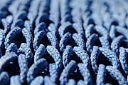 Rope Photos - Blue by Dan Holm