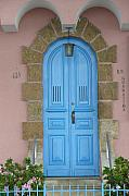 Kathy Schumann - Blue door