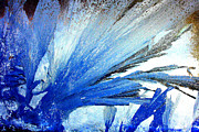 Devon Stewart Art - Blue Frost by Devon Stewart