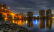 Viktor Lakics - Blue Hour At False Creek