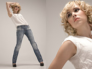 Relation Photos - Blue Jeans by Ralf Kaiser