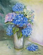 Carolyn Bell - Blue Ladies