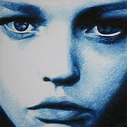 Blue Print by Lynet McDonald