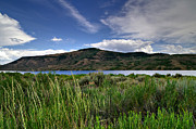Blue Mesa Reservoir Print by Michael Kirsh