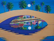 Frank Strasser - Blue Moon on Retro Canal