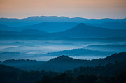 Gsmnp Prints - Blue Morning Print by Joye Ardyn Durham