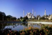 Mosque Photos - Blue Mosque, Sultanahmet, Istanbul by The Irish Image Collection