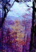 Asheville Digital Art - Blue Ridge Autumn by Gerhardt Isringhaus