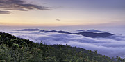Sun Photographs Photos - Blue Ridge Cloudscape ll by Rob Travis