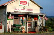 Grocery Store Originals - Blue Ridge Country Store by Sharon Blanchard