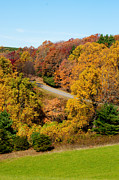 Canvas Photo Originals - Blue Ridge Parkway  by Sabrina  Hall