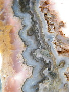 Animate Photos - Blue River Runs Through a Mineral Specimen by Mary Sedivy