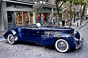 Rianna Stackhouse - Blue Roadster Restored