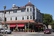 Blue Rock Inn - Larkspur California - 5d18478 Print by Wingsdomain Art and Photography