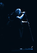 Concert Photos Digital Art - Blue Ronnie at Winterland 1975 by Ben Upham