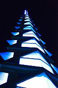 Scottsdale Photos - Blue Spire by Richard Henne
