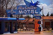 Susanne Van Hulst - Blue Swallow Motel on Route 66