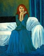 Blue Print by Terri Jordan