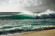 Charmian Vistaunet - Blue Translucent Wave