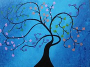 Dawn Plyler - Blue Tree