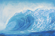 Suzie Richey - Blue Tsunami Wave