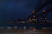 Randy J Heath - Blue Water Bridge
