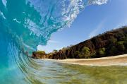 Best Sellers - Blue Wave - Makena Beach by Quincy Dein - Printscapes