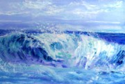I Got The Blues  - Blue Wave  by Mary Sedici