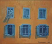 Kostas Koutsoukanidis - Blue Windows